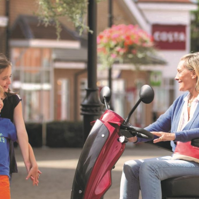 Mobility Scooters by Selfsure